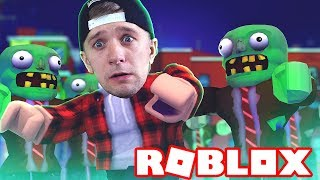 at Around zombies as escape from here? Zombie Apocalypse in ROBLOX and new toys from Robloks FFGTV