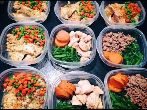 MEAL PREP FOR FITNESS AND WEIGHT LOSS Clean And Healthy