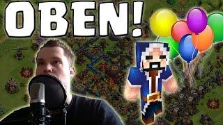 [facecam] AB NACH OBEN! || CLASH OF CLANS || Let's Play CoC [Deutsch/German Android iOS HD]