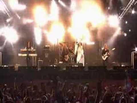Nightwish - Over the hills and far away (live 2003