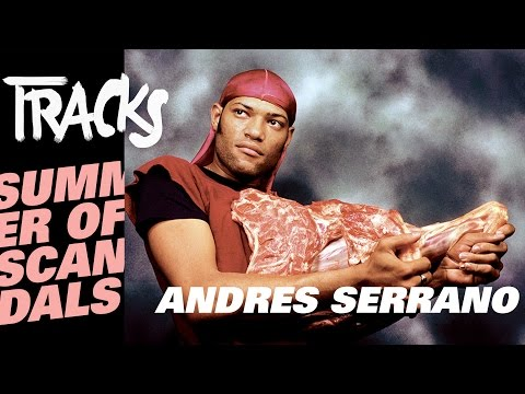 Andres Serrano - Prophetische Künstler // SUMMER OF SCANDALS