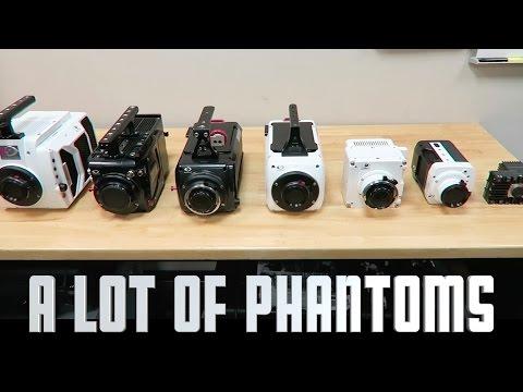 How Phantom Cameras are made