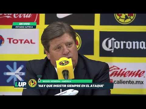 """""""Tenemos que aprovechar las oportunidades claras"""": Miguel Herrera"""