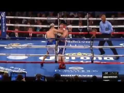 Keith Thurman vs Jan Zaveck - full fight