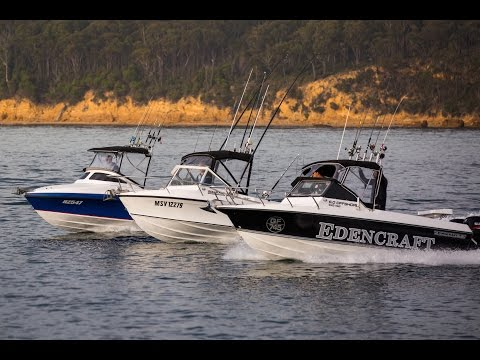 6M Shootout: Bass Strait vs Cootacraft vs Edencraft