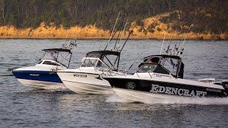 6m shootout bass strait vs cootacraft vs edencraft