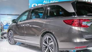2018 honda odyssey production begins