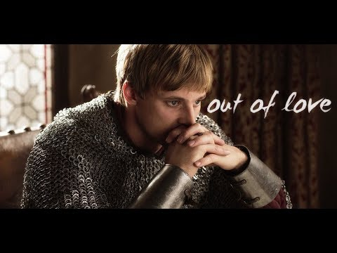 Merlin/Arthur/Gwen | Out Of Love