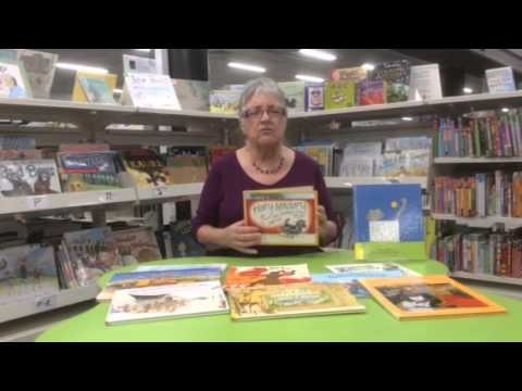 NZ World Through Picture Books