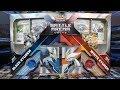 Pokemon Black Kyurem VS White Kyurem Battle Arena Decks Opening
