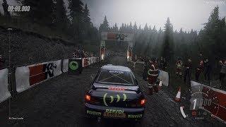 DiRT Rally 2.0 - Subaru Impreza 1995 - Wales Rally Gameplay [4K 60FPS]