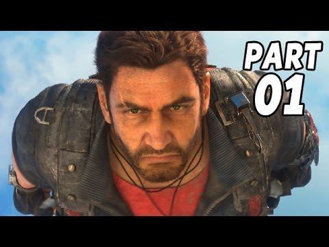 Lets Play Just Cause 3 Gameplay German PS4 Deutsch Walkthrough