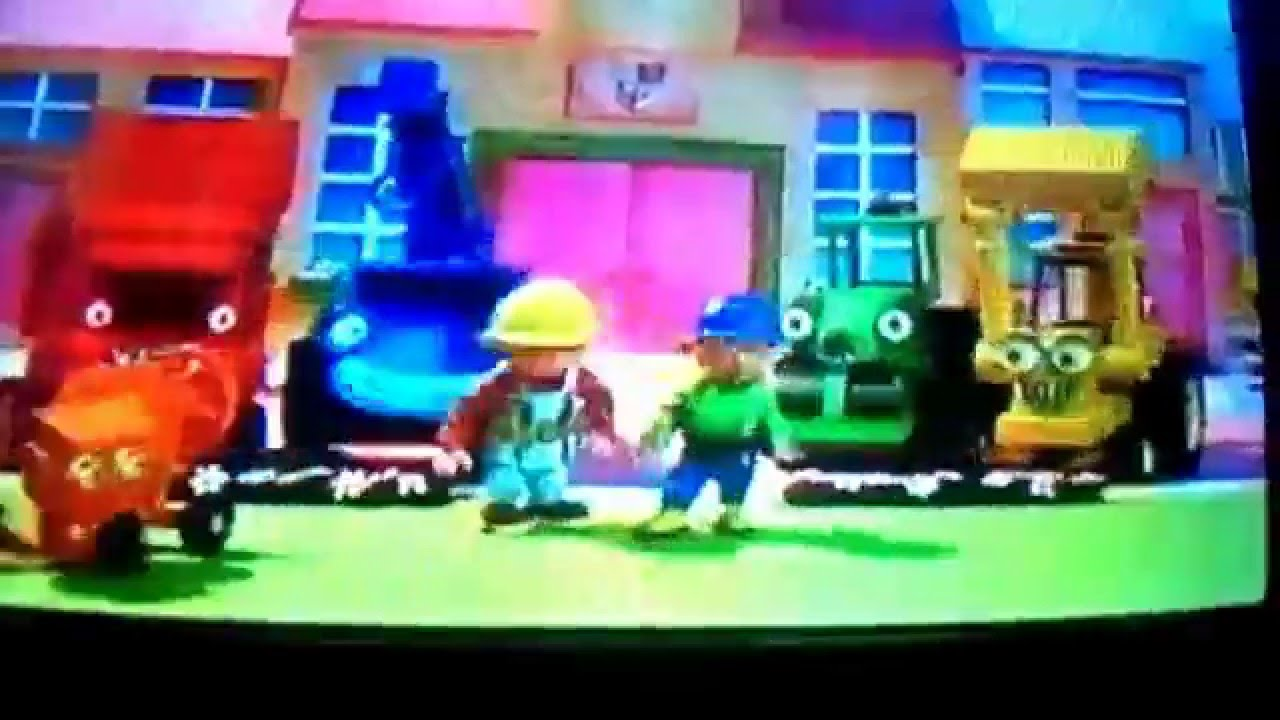 Bob The Builder VHS Trailer