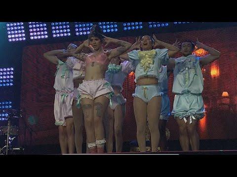 """High School Sweethearts"" - Melanie Martinez performs at Jimmy Kimmel LIVE! Mp3"