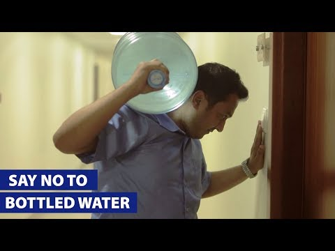 Milano Water Purifier - Say No To Bottled Water!