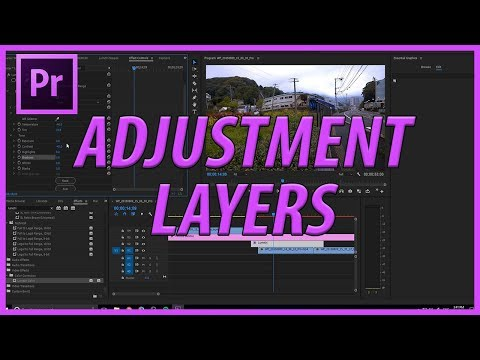 How to Use Adjustment Layers in Adobe Premiere Pro CC (2017)