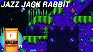 Game Play | Jazz Jackrabbit 1994 gameplay