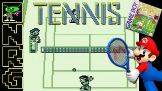 NRG: 5-10 Minutes of Gameplay - Tennis [Game Boy]