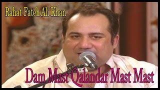 Dam Mast Qalandar Mast Mast - Rahat Fateh Ali Khan