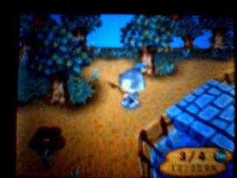Rafflesia in Animal Crossing Wild World