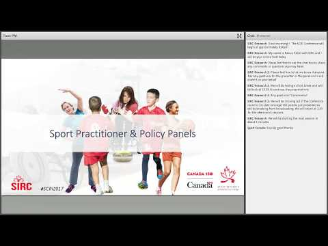 Sport & Policy Panels