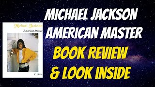 Michael Jackson American Master by C. Mecca Book Review