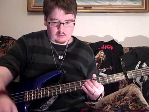 me showing you HOW TO PLAY 'RED DIRT ROAD' by BROOKS & DUNN on BASS GUITAR