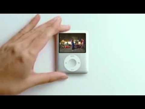 New Apple iPod Nano ad   1234 by Feist