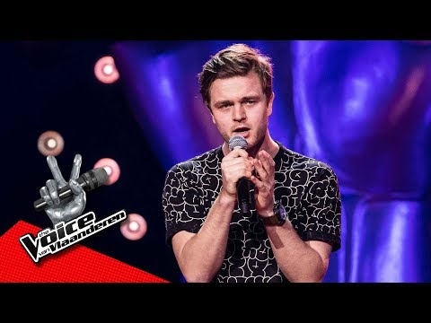 Flor zingt 'Feel' | Blind Audition | The Voice van Vlaandere