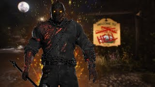 DEMON SAVINI JASON! | Friday The 13th: The Game