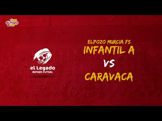 ElLegado - Infantil A vs Caravaca
