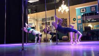 I Get It - Chevelle Pole Dance Choreography 4-18-19