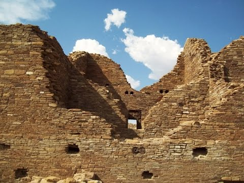 Chaco Culture National Historical Park New Mexico March 2016