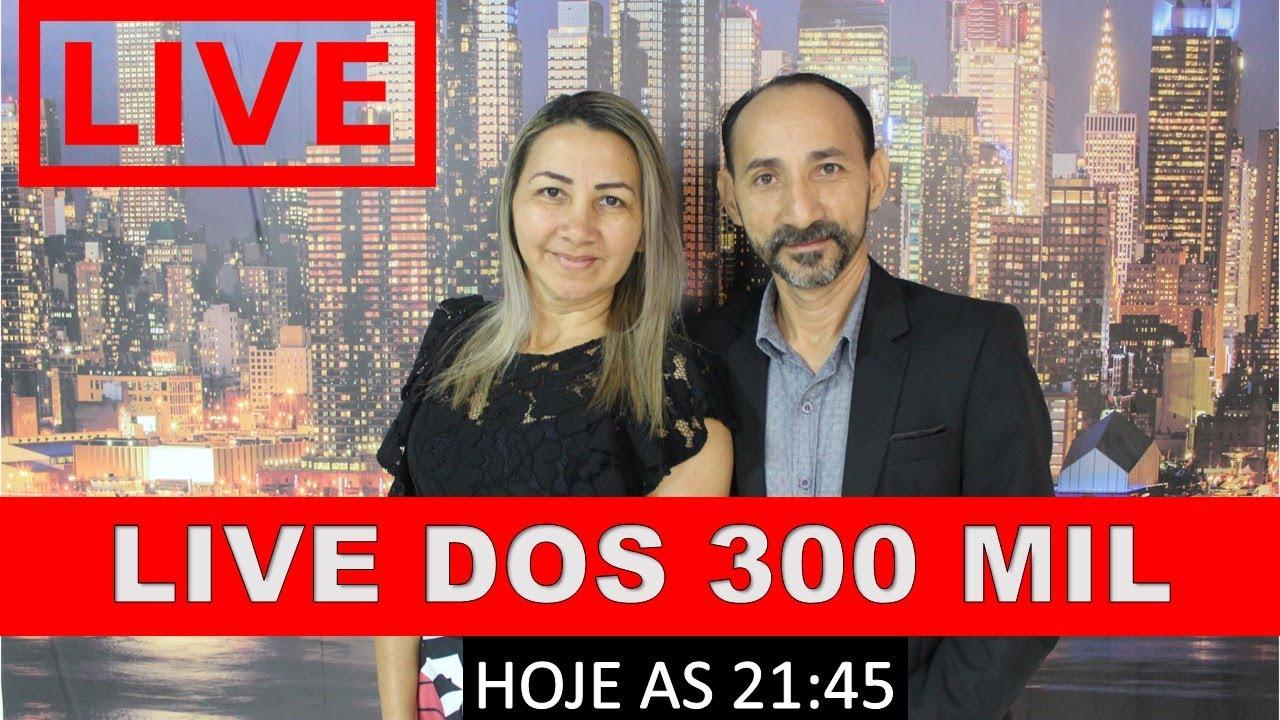 A LIVE DOS 300 MIL! GLOBO PEDE PERDÃO DO PT! AQUIAS SANTAREM E MARILEY SANTAREM AO VIVO!