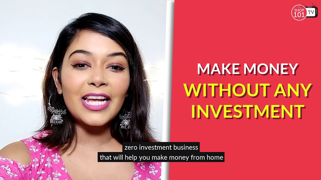 How To Earn Money Without Investment In India