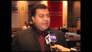 Q4 2011 HITEC Executive Summit at Oracle featured on Telemundo 48 - San Francisco Bay Area