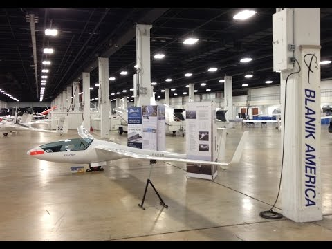 Soaring Society of America 2016 Convention Exhibition Hall / Part One