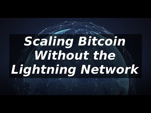 Scaling Bitcoin and Keeping the Blockchain