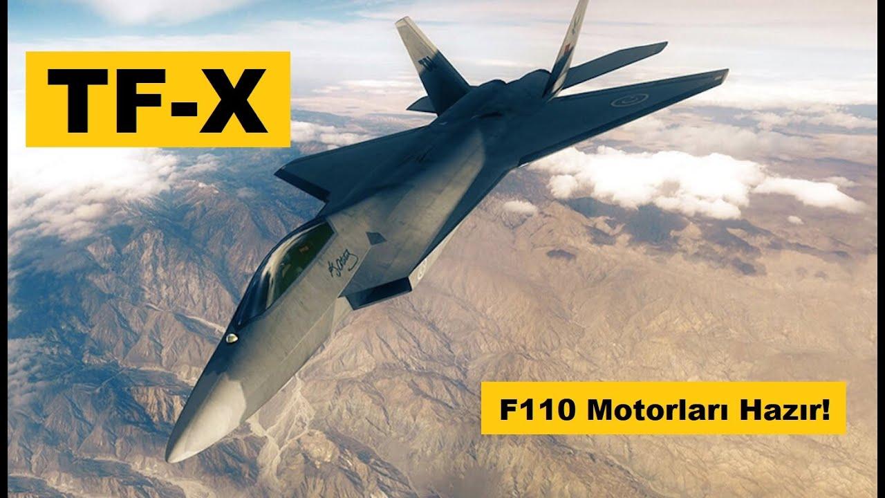 Türkiyenin Milli Muharip Uçağı TF-X Yeni Açıklama! Motor Teknolojisinde Dev Adım Sıçrama Yaptıracak!
