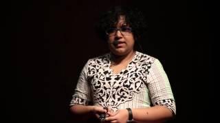 The power of doodles: Fatema Jannat Mony at TEDxDhaka