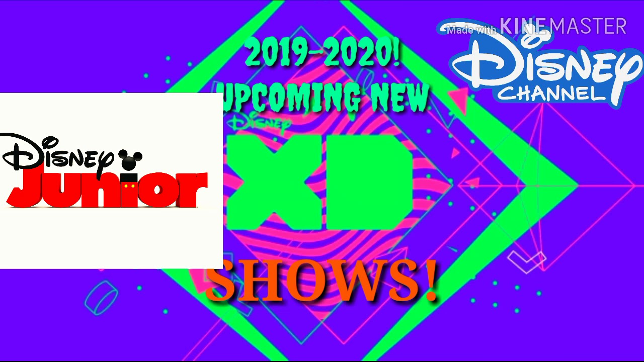 New Shows 2020.2019 2020 Upcoming New Disney Shows For Disney Channel Disney Xd And Disney Junior