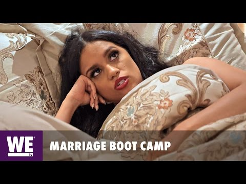 Victor Tarrats's Meltdown  Marriage Boot Camp: Reality Stars Season 7