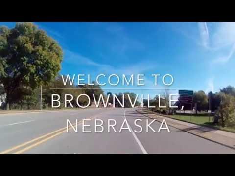 Historic Brownville Nebraska