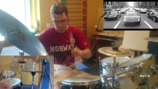 Video Thunder by Imagine Dragons Drum Cover download MP3, 3GP, MP4, WEBM, AVI, FLV Oktober 2017