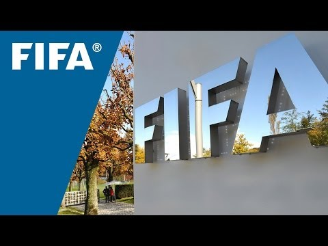 The 110th anniversary of FIFA