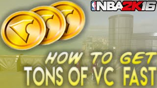NBA 2K16 | HOW TO GET TONS OF VC FAST | #2