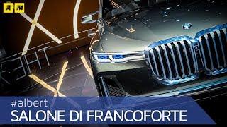 BMW X7, la concept che lancia la sfida alla Range Rover [ENGLISH SUB]