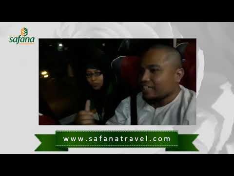 Rangkaian perjalanan ibadah umroh jamaah Khazzanahtours program Umroh Executive, Excellent & Milad |.