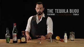 How To Make The Tequila Bijou - Featuring Don Julio Reposado