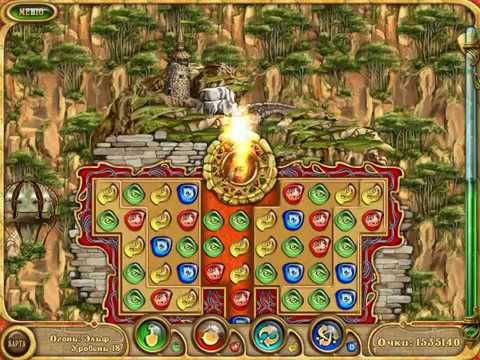 Прохождение игры 4 Elements Глава 1 : Земля, Часть 1 Гном (без комментариев)